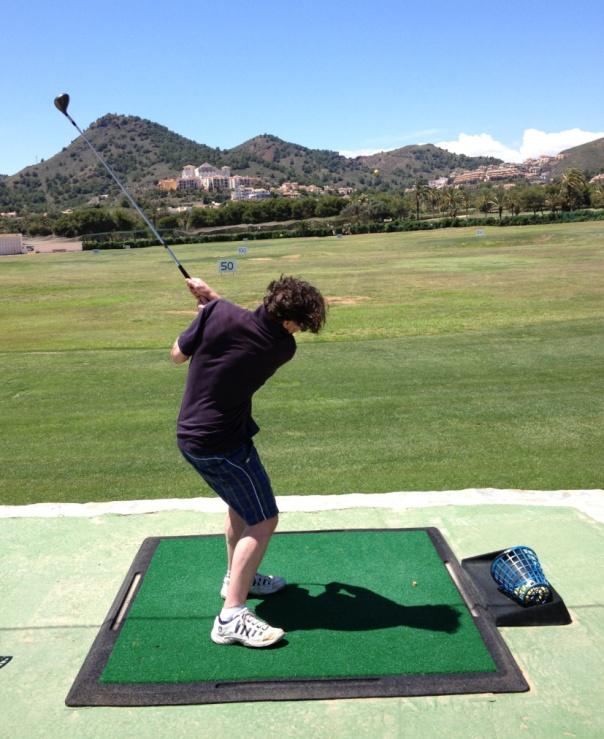 La Manga Golf Club Driving RAnge